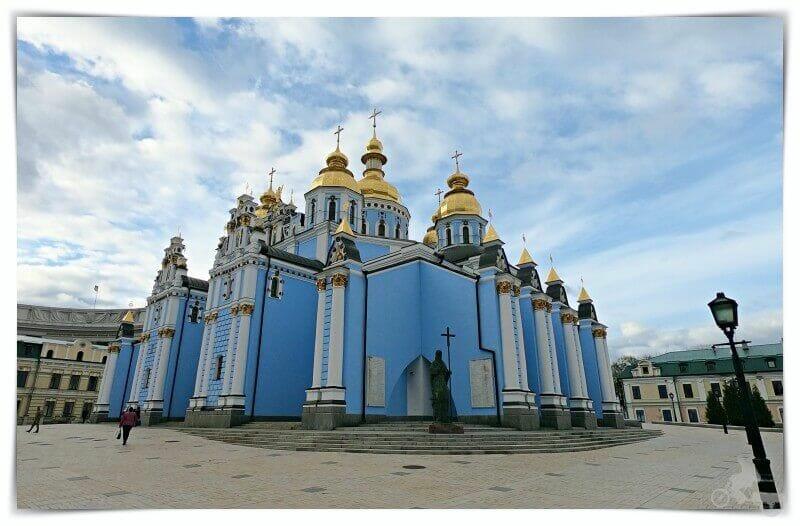 catedral de San Miguel de Kiev