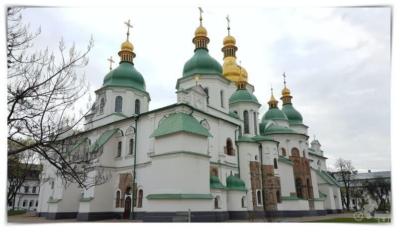 Catedral de Santa Sofía - qué visitar en Kiev