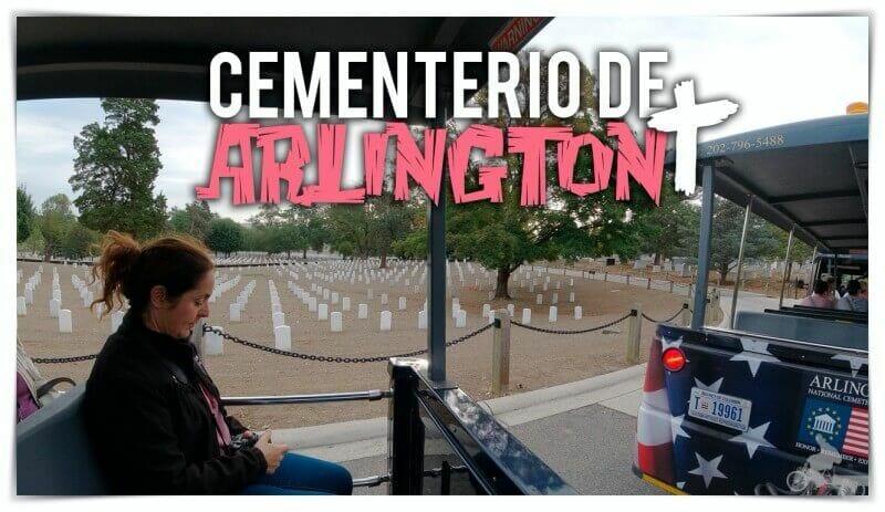 visitar el cementerio de Arlington en Washington DC