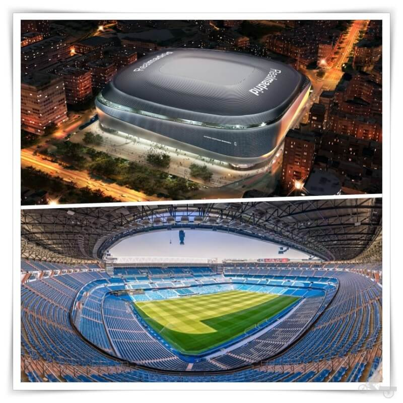 estadio real madrid