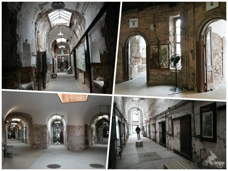 galería eastern state penitentiary