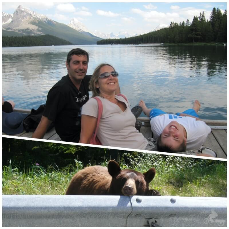 lago maligne - qué visitar en las Montañas Rocosas del Canadá