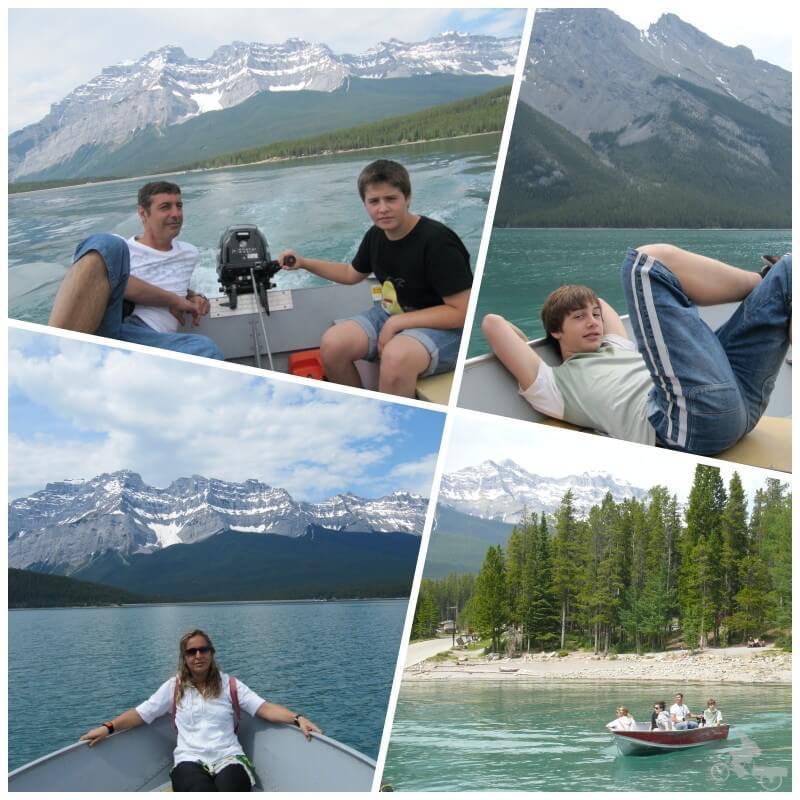 lago minnewanka qué visitar en las montañas rocosas del canadá