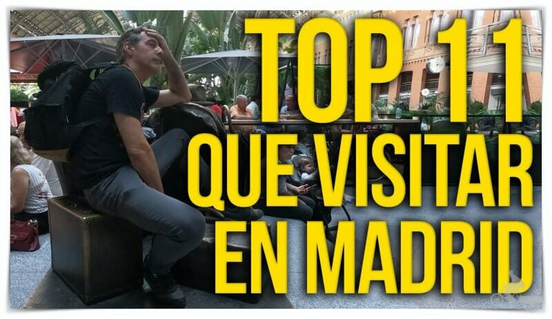 lugares que visitar en madrid