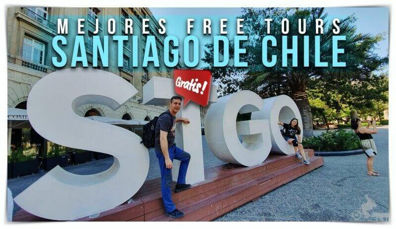mejores free tours en Santiago de Chile