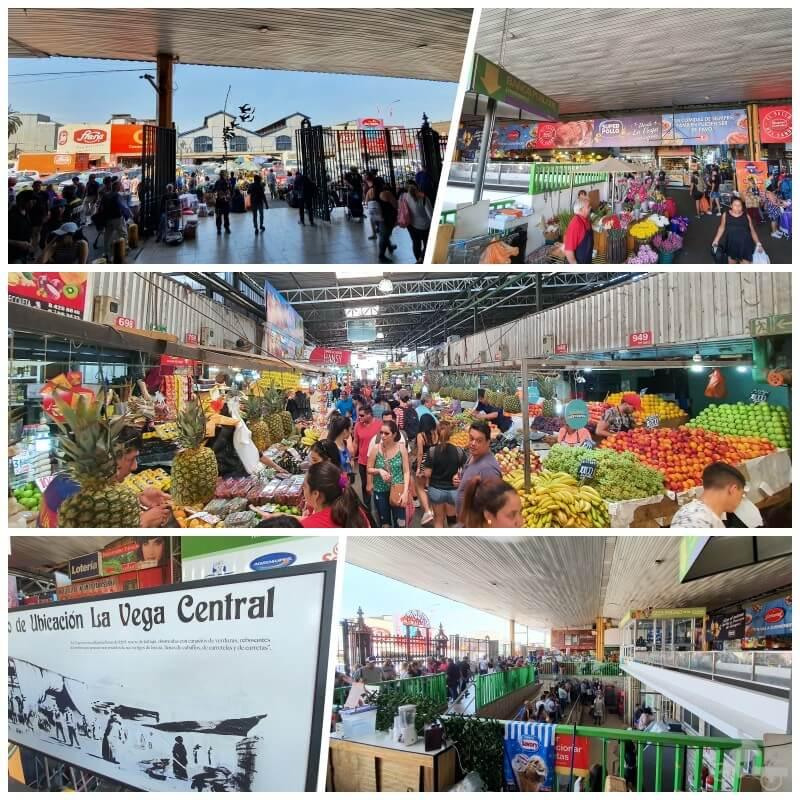 gran mercado de la Vega
