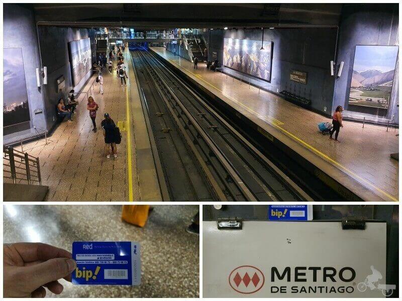 metro - Mejores free tours en Santiago de Chile