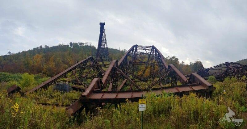 puente kinzua estados unidos