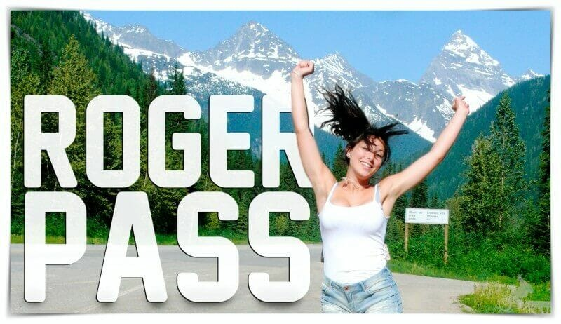 Roger pass Canadá