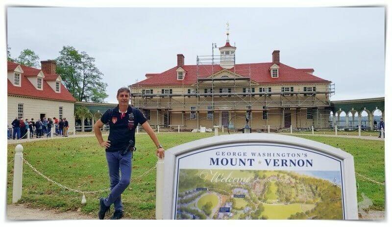 visitar Mount Vernon