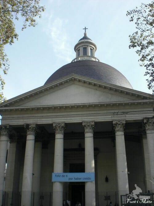 iglesia inmaculada de Belgrano