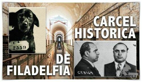 carcel histórica de Filadelfia