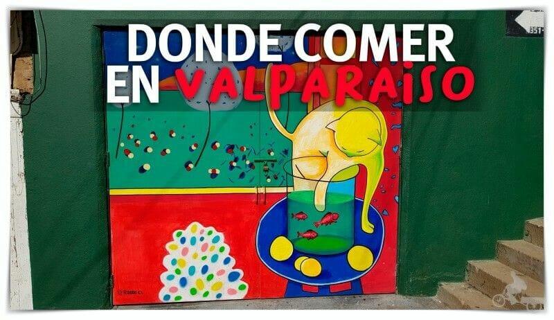 Dónde comer en Valparaíso