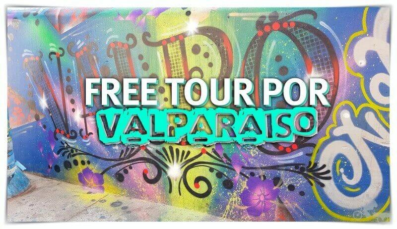 Free tour por Valparaíso