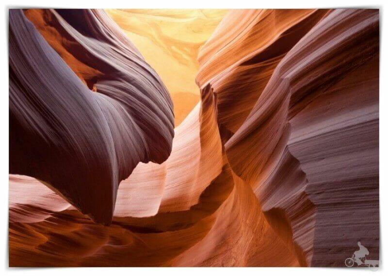 Antelope canyon - qué ver en Costa Oeste de Estados Unidos