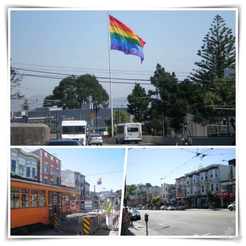 barrio de Castro de San Francisco