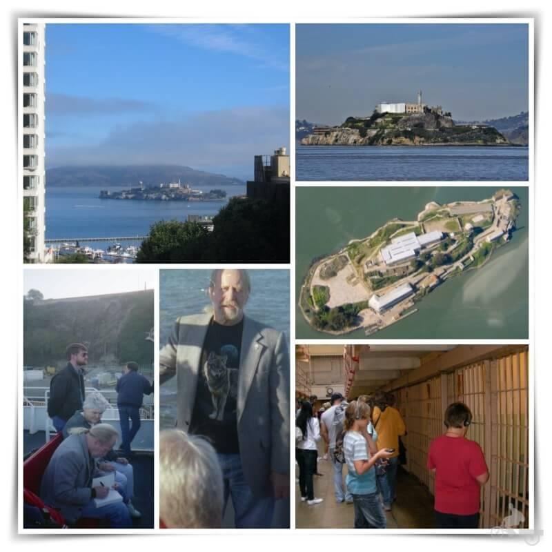 cárcel de Alcatraz - qué visitar en San Francisco