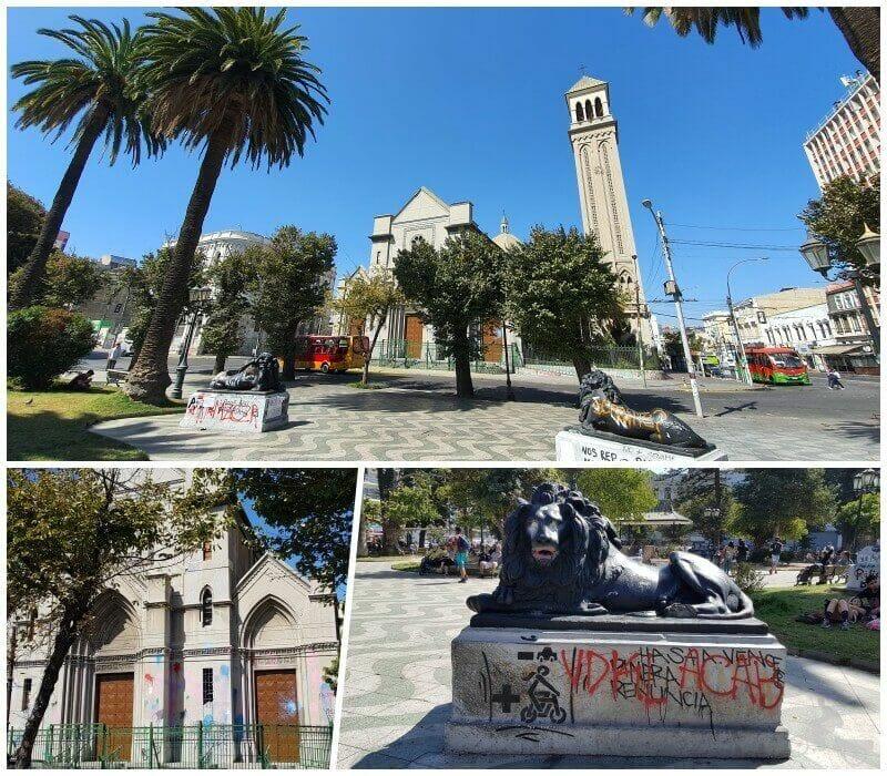 catedral- qué ver en Valparaíso en un día