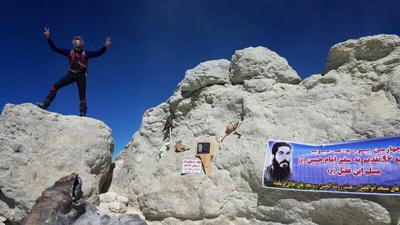 Irán Damavand