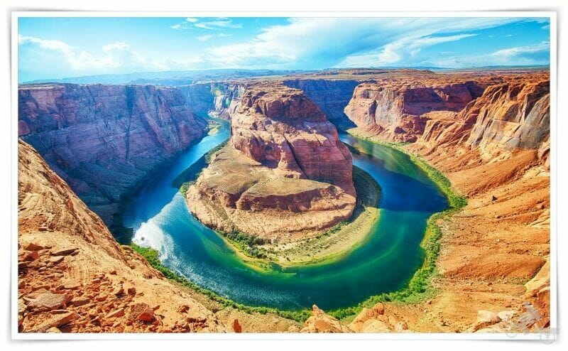 horseshoe bend costa oeste