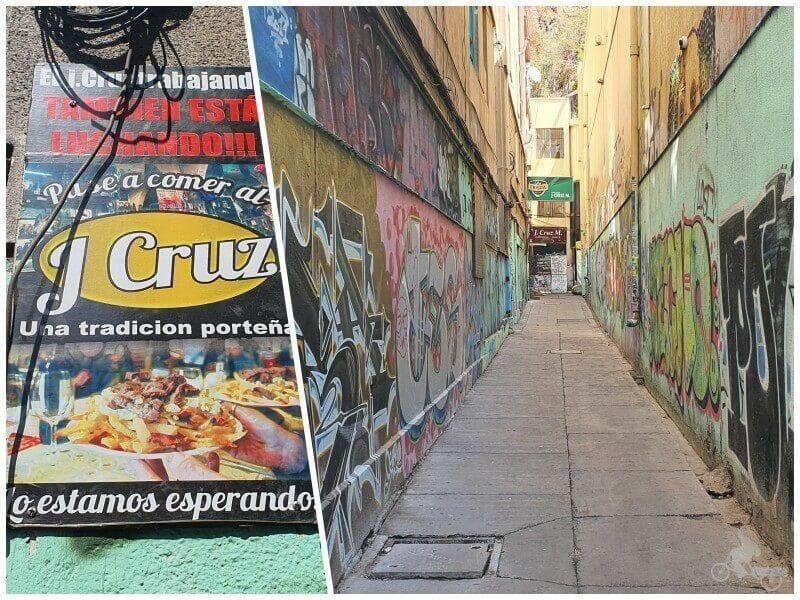J Cruz Valparaíso Chorrillanas porteñas