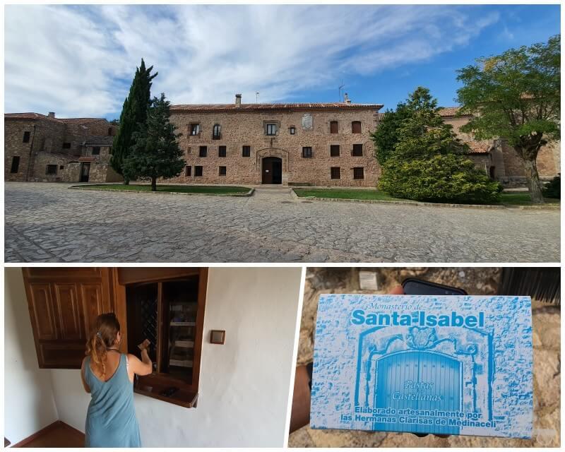 monasterio santa isabel - qué visitar en Medinaceli