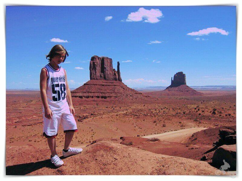 Monument Valley - qué ver en la Costa Oeste de Estados Unidos