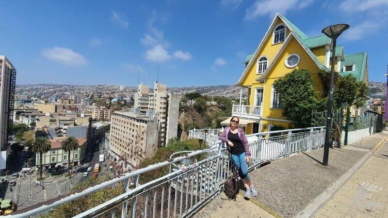 pasaje atkinson Valparaiso