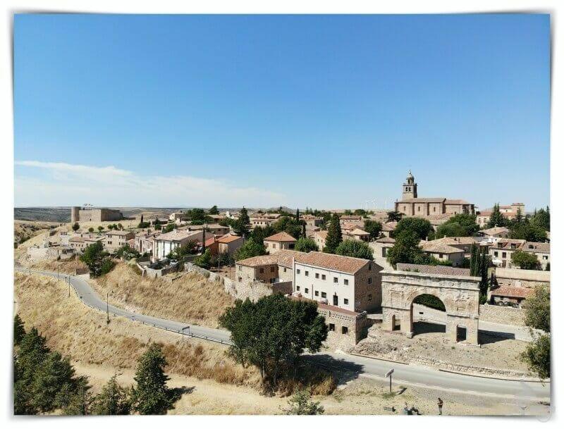 pueblo de Medinaceli