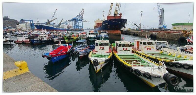 Puerto - qué ver en Valparaíso en un día
