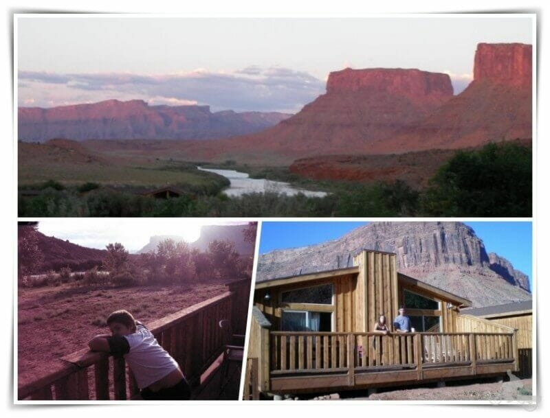 red cliff lodge en moab
