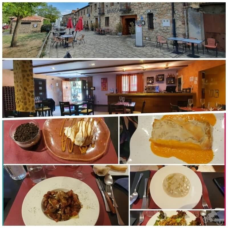 restaurante Babieca de Medinaceli