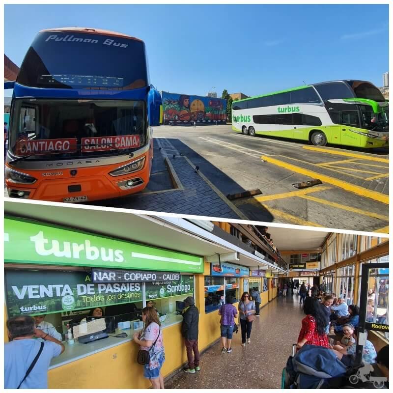 terminal Valparaiso buses