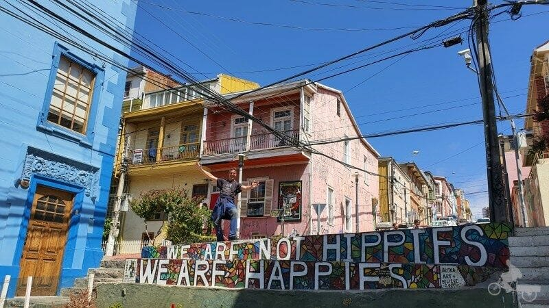 we are not hippies we are happies