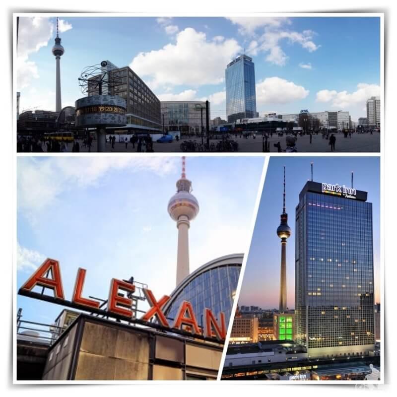 Alexanderplatz - qué visitar en Berlín