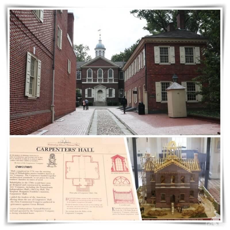 Carpenter´s Hall Philadelphia