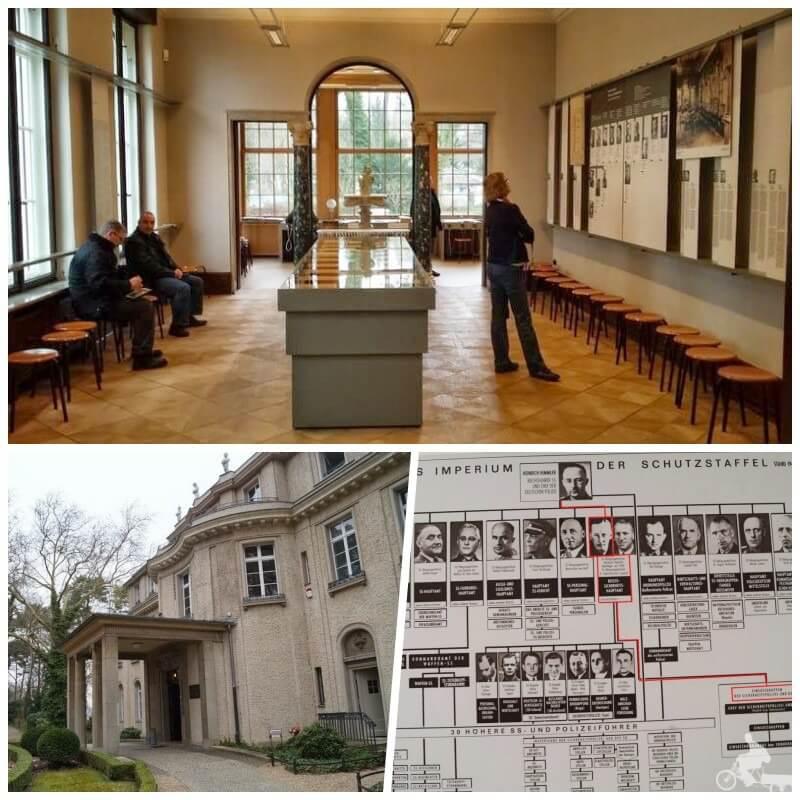 Wannsee en la excursión a Potsdam desde Berlín