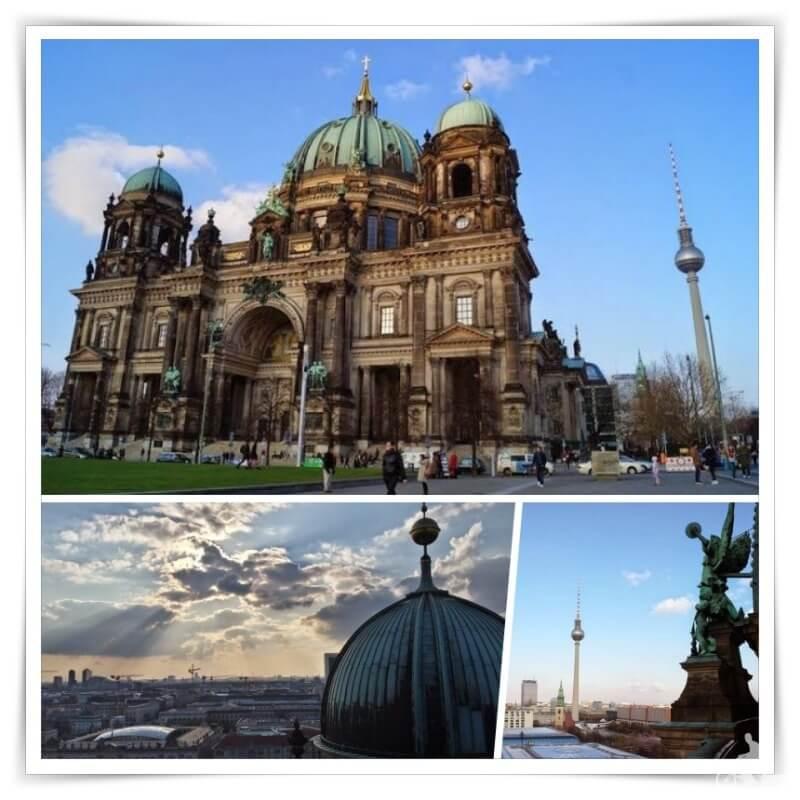 catedral que visitar en Berlín