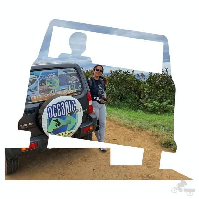 coche alquiler isla de Pascua