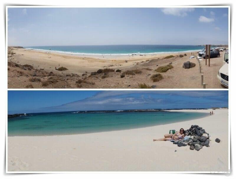 El cotillo - que visitar en Fuerteventura