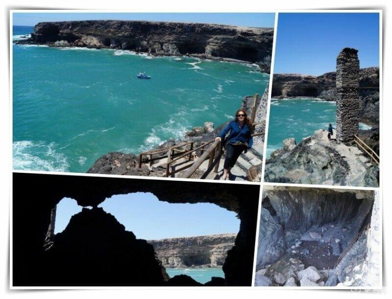Cuevas de Ajuy - qué visitar en Fuerteventura