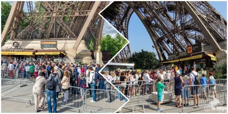 entradas torre Eiffel