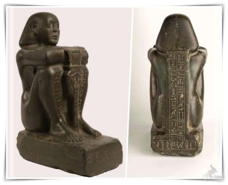 Estatua de Harsomtus-em-hat