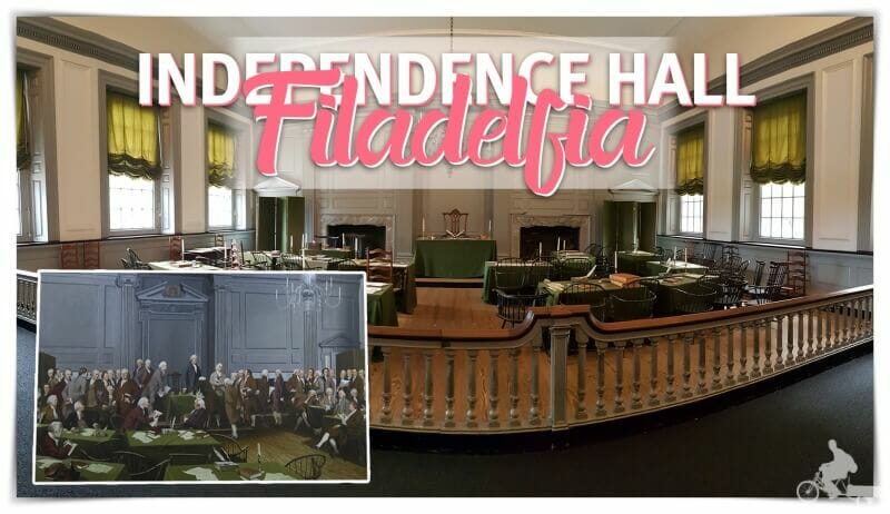 Independence hall de filadelfia
