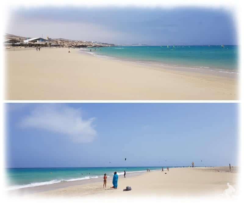 playa de Sotavento - que visitar en Fuerteventura