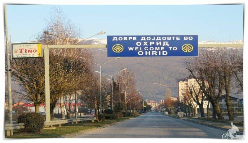 qué ver en Ohrid en un día