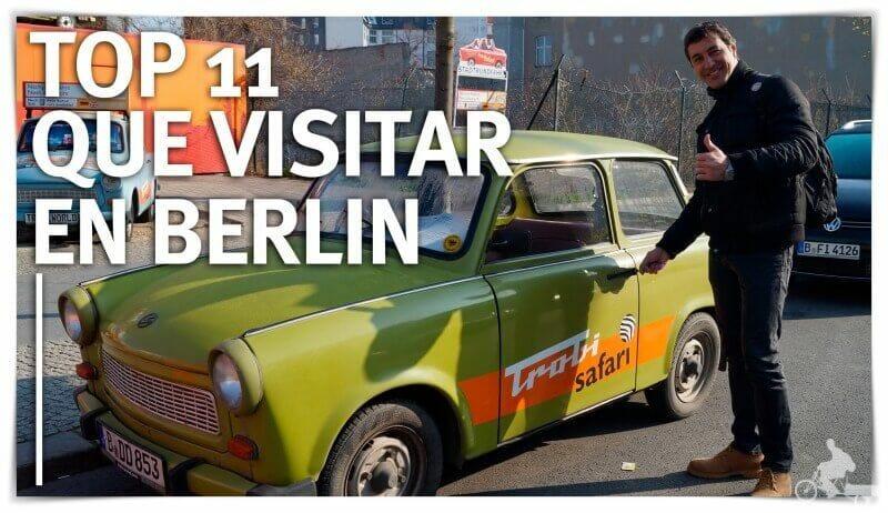 Qué visitar en Berlín