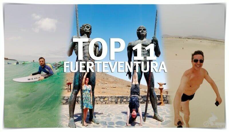 qué visitar en Fuerteventura