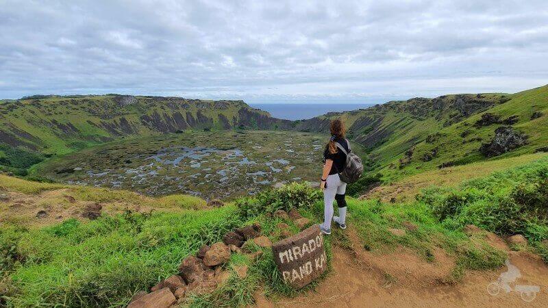crater de Rano Kau