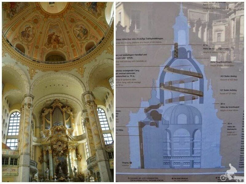 Frauenkirche- dresde en 2 días